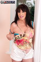 A recent 70Plus HORNY HOUSEWIFE...Christina Starr!