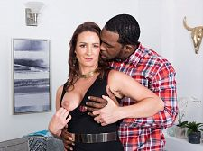 Ass-fucked by a greater than standard, darksome cock