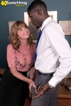 The Boss Loves Bigger than typical, Darksome Cock